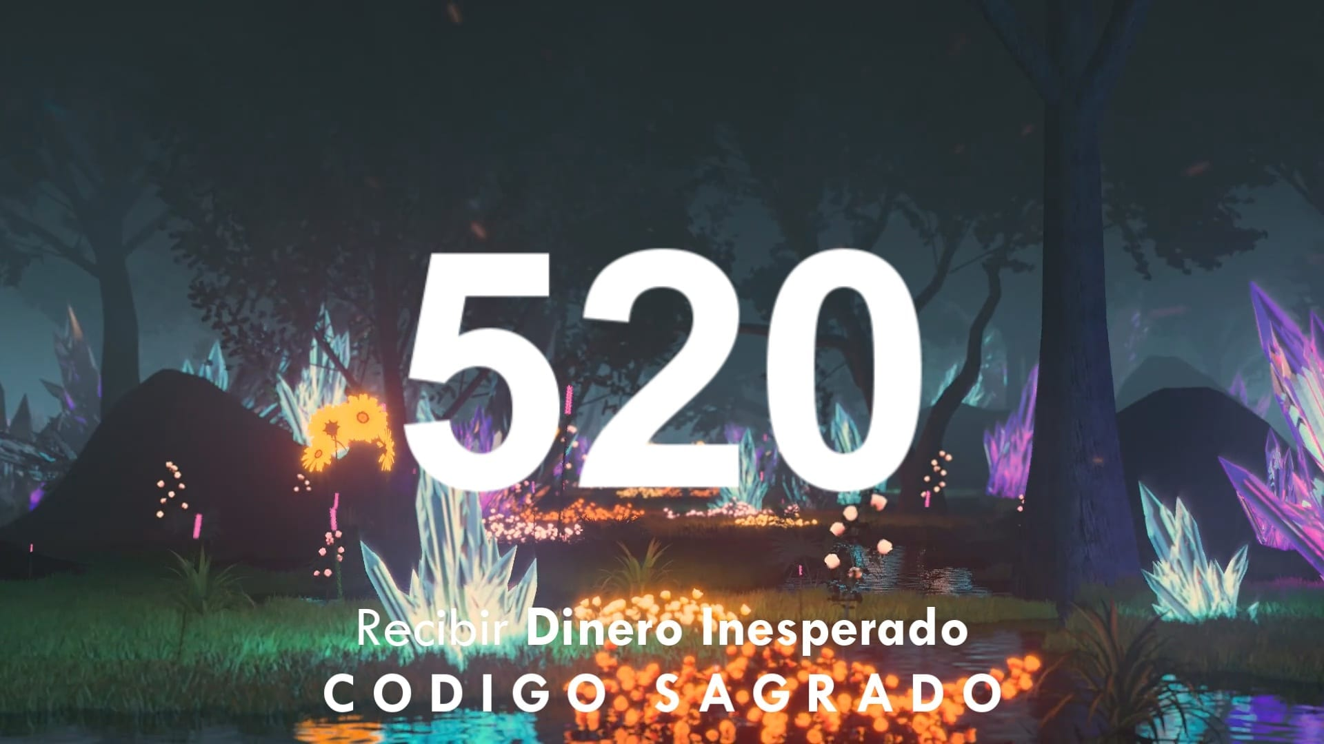 DINERO INESPERADO 520 CODIGO SAGRADO AGESTA ¿Con solo mirar un simple video